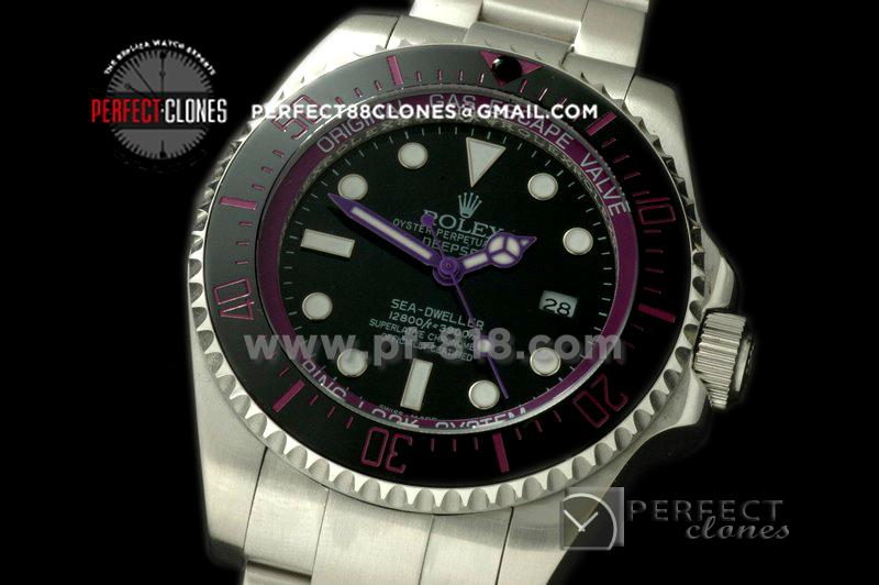 RLSD-SP-106 DeepSea Watch What if Edition SS Blk/Pur A2813