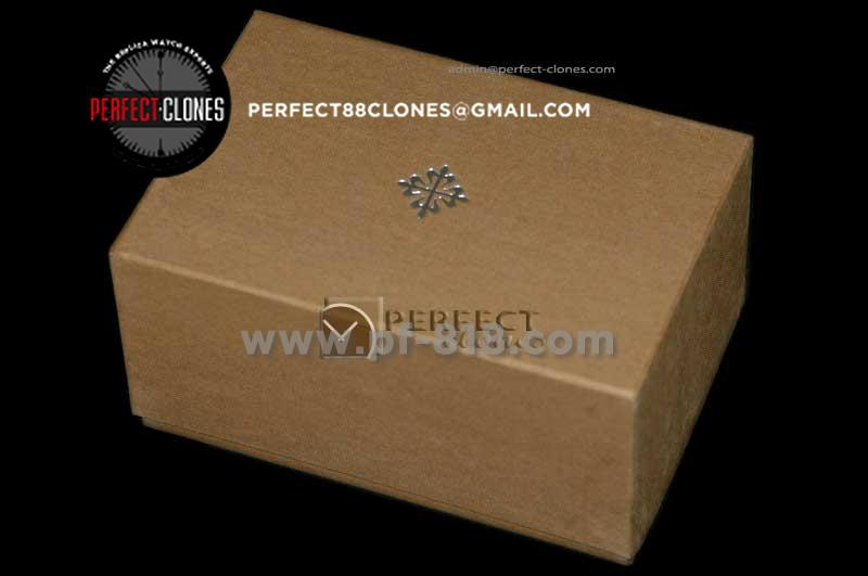 PP10102 Orginal Design Wooden Design Boxset for Patek Philippe W